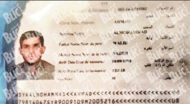 """""""Syrisch paspoort van vluchteling is mogelijk manoeuvre van ISIS"""""""