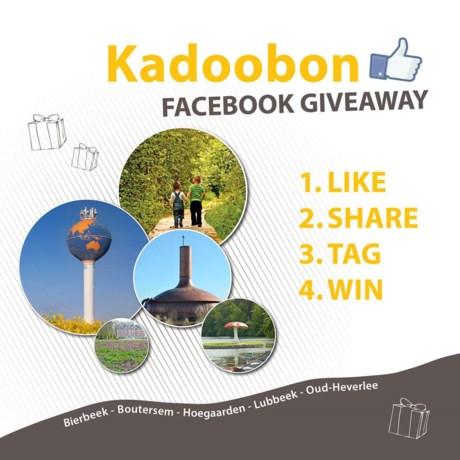 Week van de Kadoobon in twintigtal handelszaken