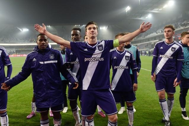 UEFA Youth League-duel Anderlecht-Servette Genève afgelast