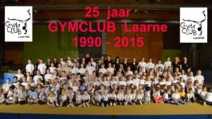 Gymclub Laarne vierde 25-jarig bestaan