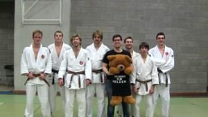 Judoclub Wetteren eindigt op vierde plaats in interclubcompetitie