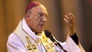 Léonard neemt afscheid van Vlaamse gelovigen