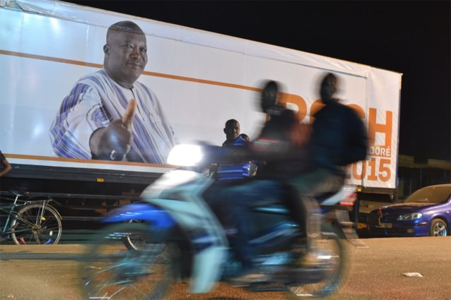 Kaboré verkozen tot president Burkina Faso