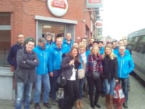 Nieuwe supportersclub Van Aert telt al zestig leden