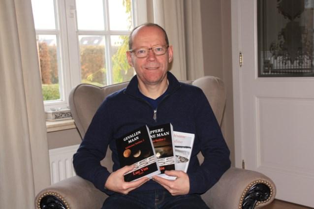 Luc Vos brengt nieuw boek uit