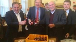Goedkeuring taxshift met pintjes gevierd