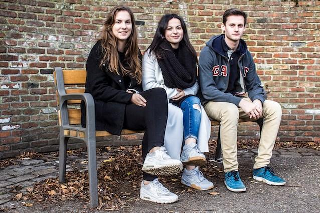 Studenten organiseren creatieve workshops voor een goed doel