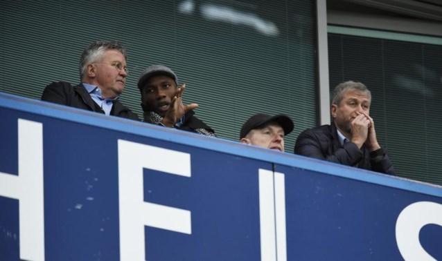 Guus Hiddink moet Chelsea uit slop halen