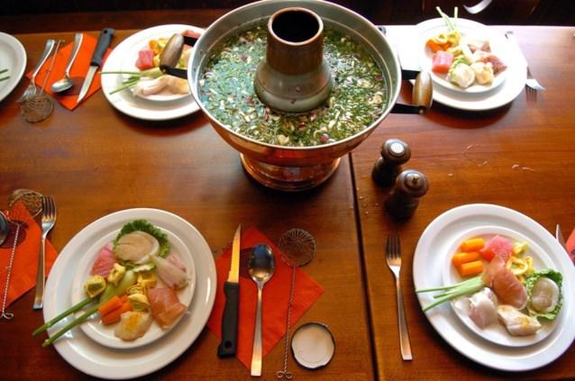 TIPS. Zo vermijd je ongevallen tijdens fondue of gourmet