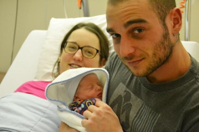 Welkom Laura, de eerste Leuvense baby van 2016