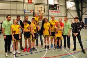 Beste Belgische basketbalspeelster aller tijden geeft opworp in Okidohal