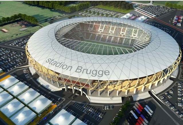 Wordt dit de naam van nieuwe stadion Club Brugge?