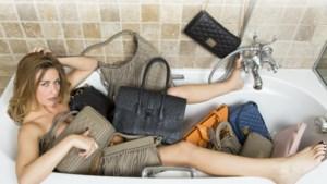 Vriendin Nikola Storm: veel handtassen, weinig kleren