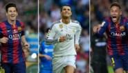 Gouden Bal: wie doet Messi wat (en horen we de naam van een Belg)?