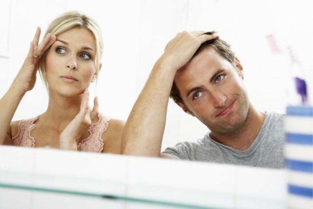 Belg spendeert meer dan vier uur per week in de badkamer