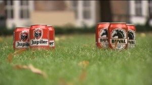 Aldi haalt Buval-bier uit rekken omdat het te veel op Jupiler lijkt