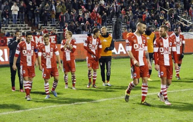 Antwerp profiteert optimaal van puntenverlies concurrenten