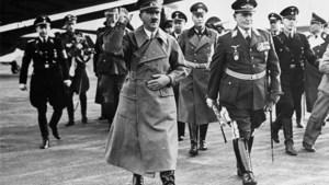 Het joodse meisje dat de hand van Hitler schudde