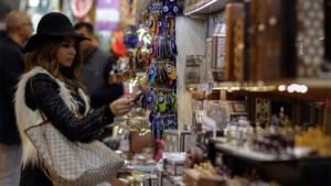 Grote Bazaar in Istanbul wordt gerestaureerd
