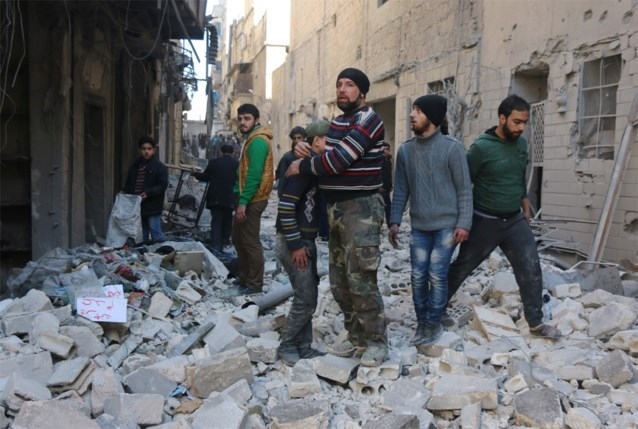 Saoedi-Arabië is bereid zich bij grondtroepen in Syrië te voegen