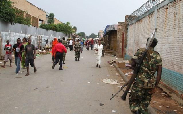 """11.11.11 vóór internationale vredesmacht in Burundi, """"maar dan zonder België"""""""