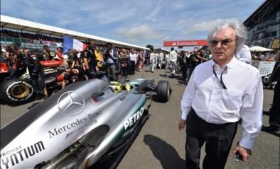 89-jarige voormalig F1-baas Bernie Ecclestone en echtgenote (44) verwachten kindje