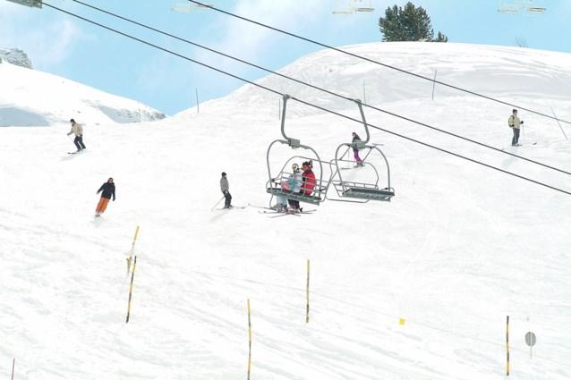 Dertig procent minder ongevallen op sneeuwpistes tijdens krokusvakantie