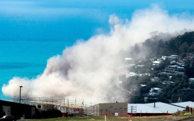 Christchurch opgeschrikt door aardbeving