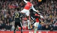 Arsenal weer titelkandidaat na zege in extremis tegen Leicester