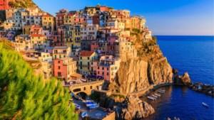 Wie Cinque Terre wil bezoeken, kan zich maar beter haasten