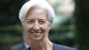 Lagarde opnieuw benoemd aan hoofd van IMF
