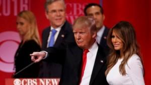Jeb Bush stapt uit de race, Trump en Clinton zegevieren