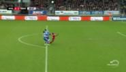Had Oostende een penalty moeten krijgen?