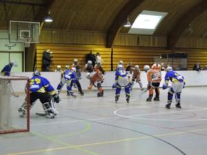 Lapwings ontvangen bekerfinale hockey