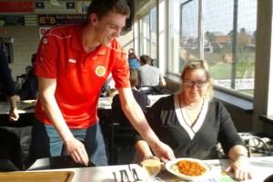 Clubrestaurant teert op Italiaanse spaghetti en Vlaamse frikadellen