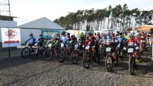 Recordaantal deelnemers bij opener mountainbikeseizoen