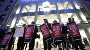Apple krijgt steun in strijd tegen FBI