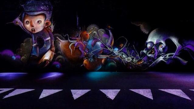 Kurt Bosmans verzamelt Hasseltse street art in een boek