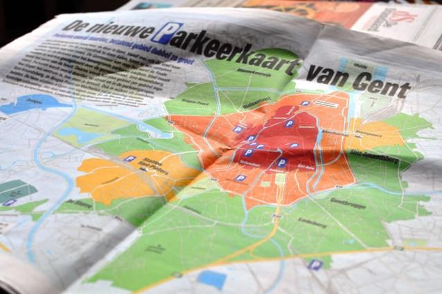 OVERZICHT. De nieuwe parkeerzones van Gent: in welke zone valt uw straat?