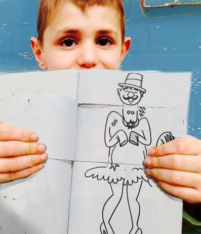 Inschrijven voor leuke workshops met jeugdboekenweek
