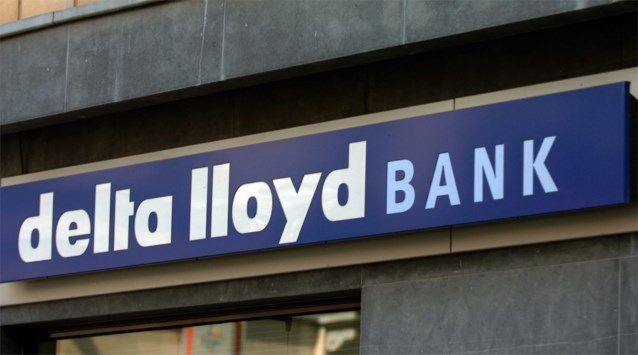 Opflakkering Brusselse beurs is al voorbij, Delta Lloyd crasht