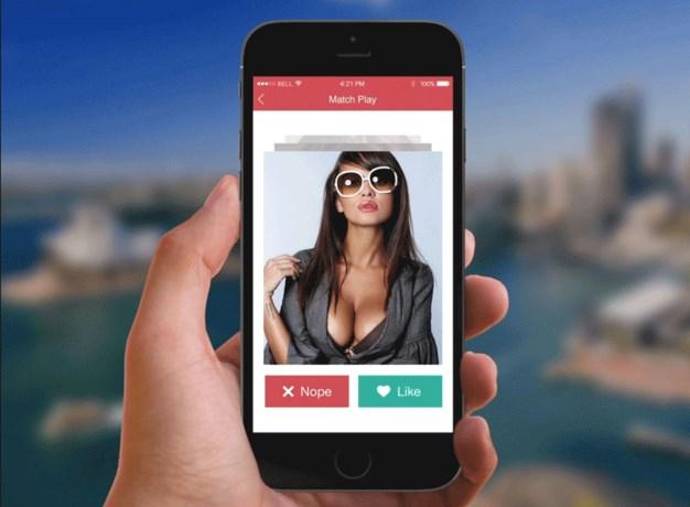 Waar we echt naar zoeken op Tinder - en het is niet alleen seks