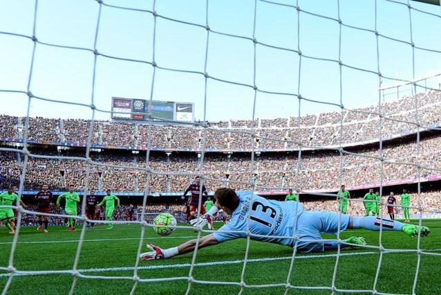 Lionel Messi en Barcelona laten ook negatieve records noteren