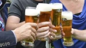 Brugge bant maand lang alcohol