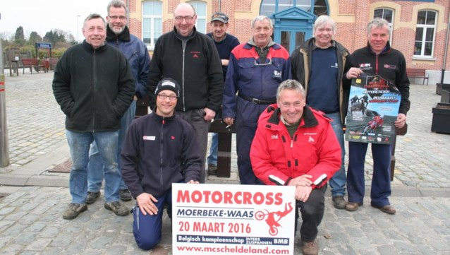 "Organisatie: ""Gelukkig is motorcross in Moerbeke wel nog welkom"""