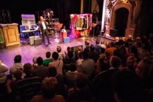 Annelies Storms over Jean-Pierre Maeren: 'Wat een show, dames en heren!'