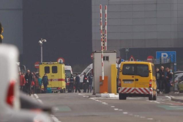 Belgische ziekenhuizen kunnen toestroom aan gewonden aan