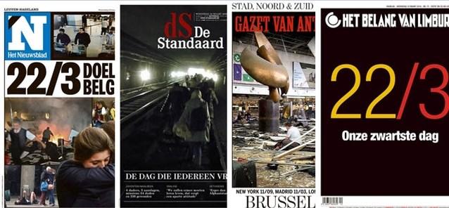 """Krantencommentaren: """"We ontwaken in een ander land"""""""