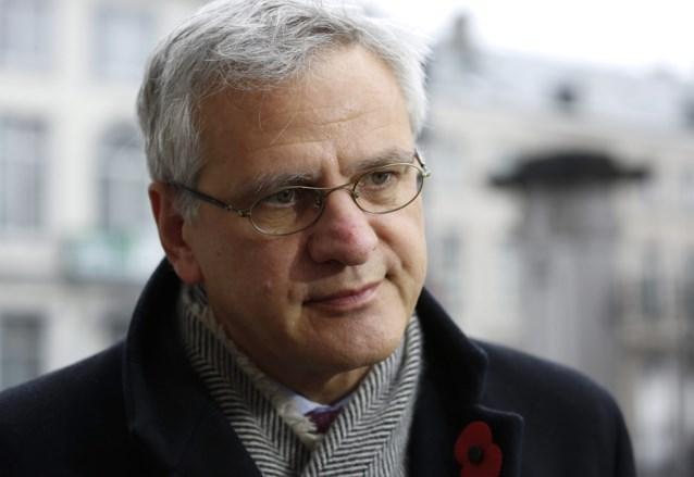 """Peeters: """"Denk niet dat ministers ontslag moeten nemen"""""""