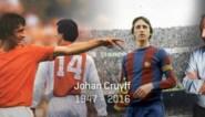 Johan Cruijff (68) overleden aan longkanker